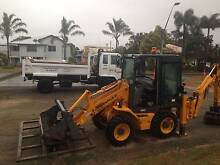 TIPPER AND BACKHOE LOADER/BOBCAT COMBO Bowen Whitsundays Area Preview