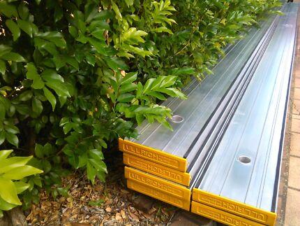Aluminium Planks New