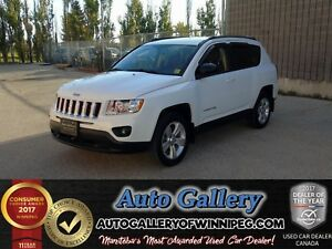 2012 Jeep Compass Sport 4x4 *Low Price