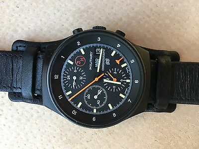 Men's Watches Orfina Porsche Design Military Chronograph