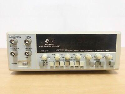 Ez Fg-7005c Sweep Function Generator