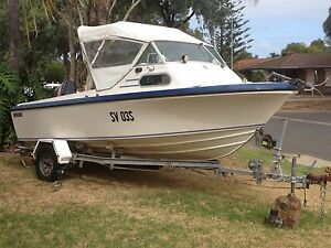 Sundowner V17 fishing boat Paralowie Salisbury Area Preview
