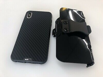 SlipGrip Belt Clip Custom Made For iphone XS Max For mous limitless - Clip Mouse
