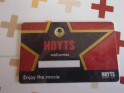 $100  HOYTS CINEMA GIFT VOUCHER Morayfield Caboolture Area Preview