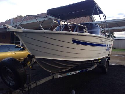 STACER 525 BOWRIDER 2004 Prestons Liverpool Area Preview
