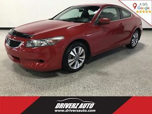 2008 Honda Accord EX-L LEATHER, COUPE, BLUETOOTH
