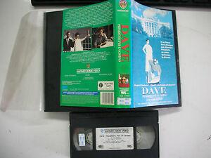 DAVE-PRESIDENTE-PER-UN-GIORNO-1993-VHS-italiano