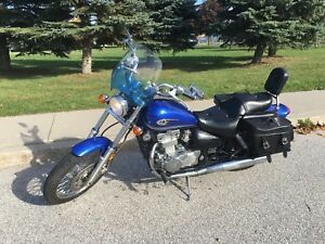 2005 Kawasaki Vulcan 500 - End of Season Special