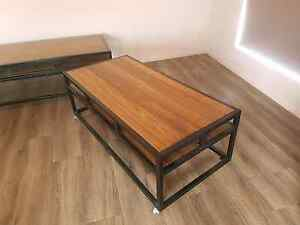 Coffee table and matching tv unit Sunbury Hume Area Preview