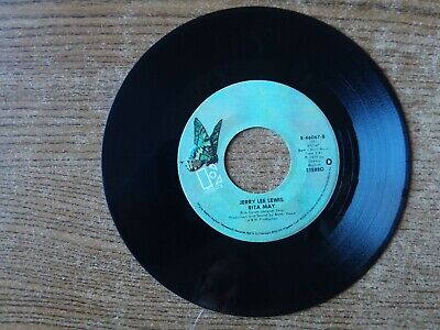 1979 MINT-EXC Jerry Lee Lewis  ‎– Who Will The Next Fool Be/RITA MAY 46067 45 comprar usado  Enviando para Brazil