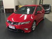 HONDA CIVIC TYPE R MY08 HATCH 6 SPEED FAST EASY FINANCE Hope Island Gold Coast North Preview