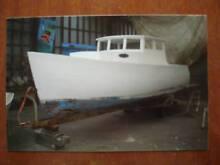 Pleasure Cruiser - 25' Celery Pine hull Somerset Waratah Area Preview