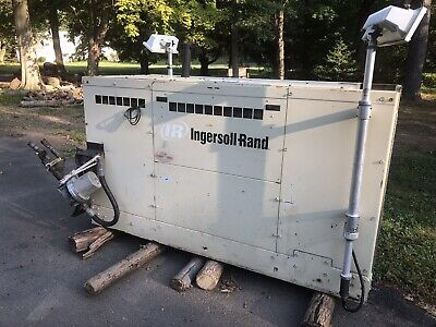 Ingersoll Rand Air Compressor P185