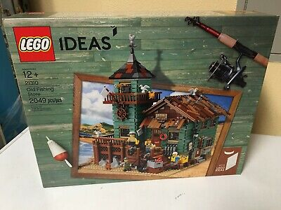 LEGO Ideas Old Fishing Store 21310 - New