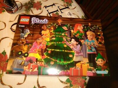 LEGO FRIENDS Christmas Advent Calendar 2020 MINI-FIGURES 24 Gifts SURPRISE 41420