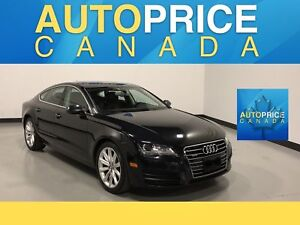 2014 Audi A7 TDI Progressiv MOONROOF|NAVIGATION|LEATHER