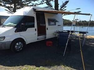 2002 Campervan with shower GOLD COAST Varsity Lakes Gold Coast South Preview