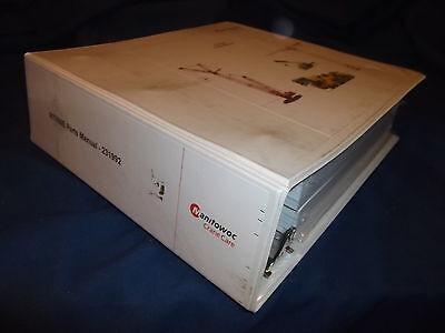Grove Rt760e Crane Parts Book Catalog Manual Book