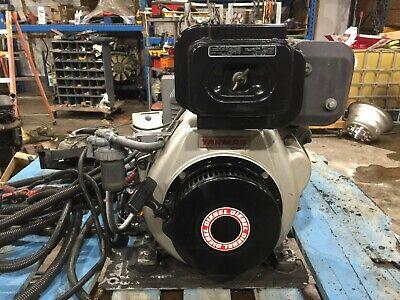 Yanmar L100ae-deg Diesel Generator 7.5 Kw