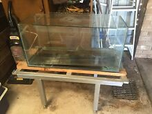 FISH TANK WITH STAND $45 Greenwith Tea Tree Gully Area Preview