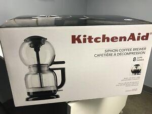 Cafetière Machine à café Kitchen Aid à Décompression
