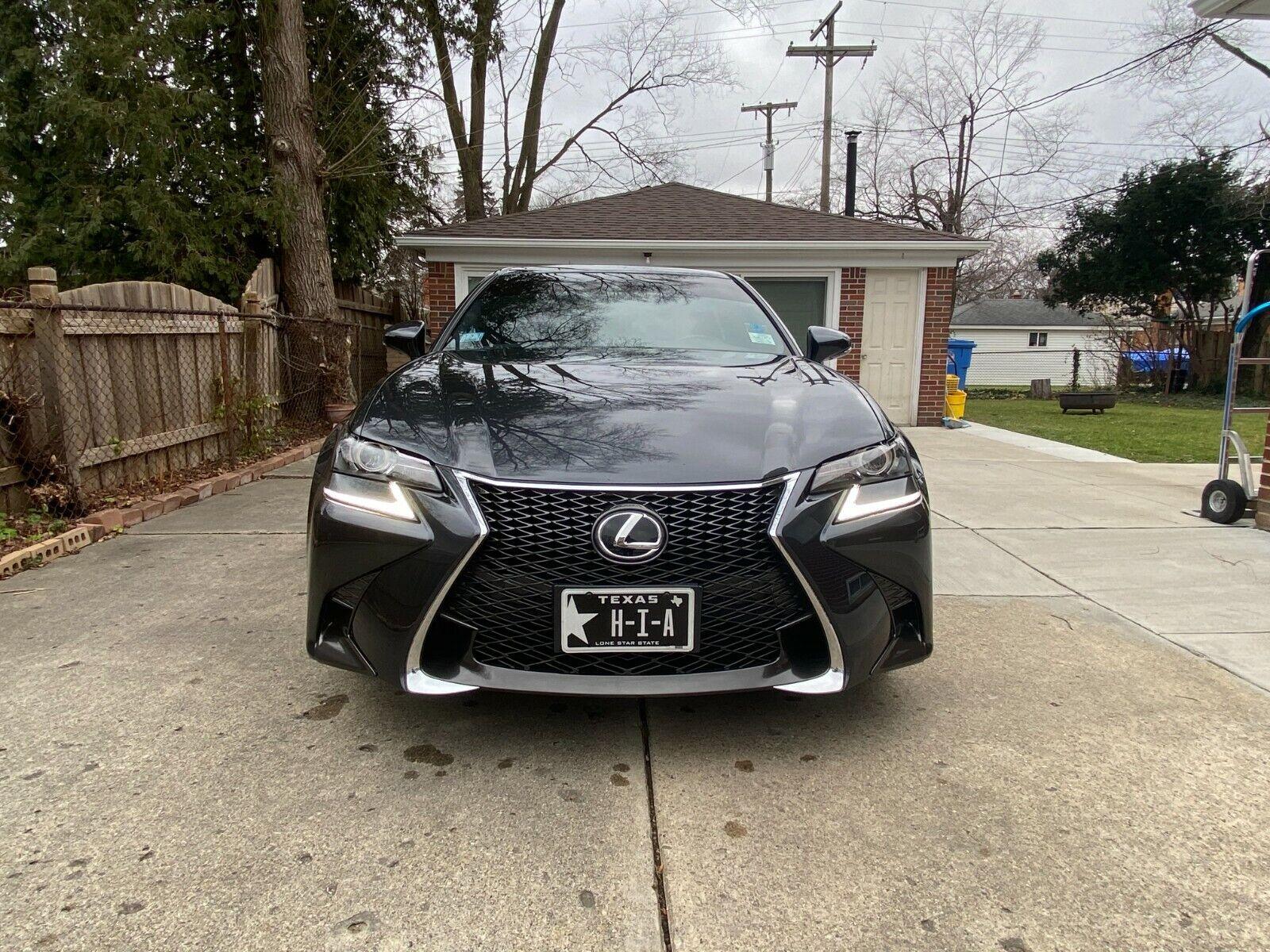 2017 Lexus GS350