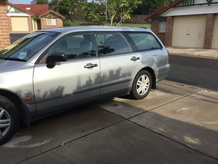 2003 Mitsubishi Magna TJ2 Dual Fuel Wagon (Dealer/Factory fitted)