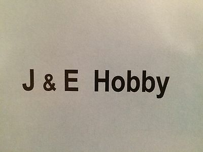 J&E hobby