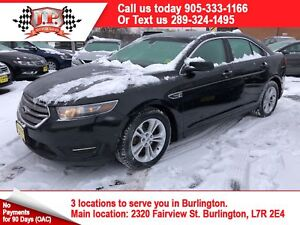 2015 Ford Taurus SEL, Automatic, Back Up Camera, Bluetooth, AWD