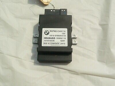 Genuine BMW Control Unit For Fuel Pump Part16146766003-03 BMW cost over $383