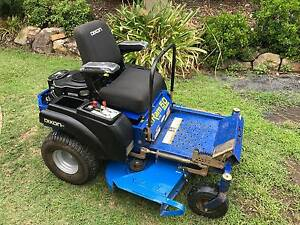 """DIXON RAM 50"""" ZTR MAG Commercial Ride-on Mower Baulkham Hills The Hills District Preview"""