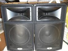 Audio Speakers Padstow Bankstown Area Preview
