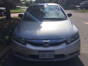 Honda Civic Low mileage