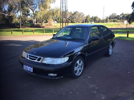 2002 Saab 9-3 TURBO AUTO $1999 (LUXURY with LOW KILOMETER'S) Leederville Vincent Area Preview