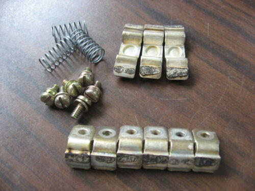Allen Bradley 509-BOD Contact Kit (3 Pole) 509-B0D