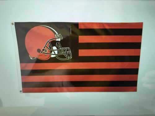 cleveland browns american stars and strips 3