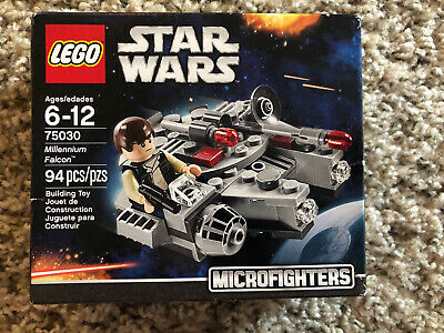 Lego Star Wars Millennium Falcon Mircofighter New In Box