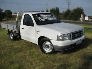 FORD COURIER UTE MANUAL LOW K'S Thomastown Whittlesea Area Preview