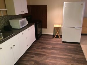 For rent basement in brildewood sw