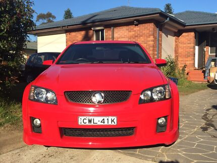2009 HOLDEN Commodore SV6 Sportival (Low Km). Colyton Penrith Area Preview