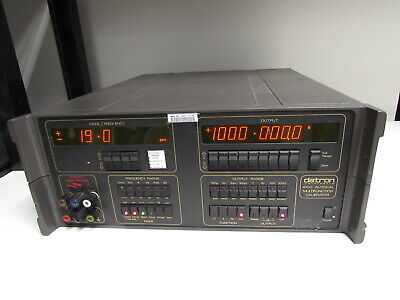 Datron 4700 Autocal Multifunction Calibrator Opt 10 20 80