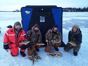 Lake Simcoe Ice Fishing Guide