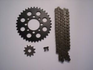 SUZUKI-LT50-LT-50-NEW-11-37-SPROCKET-CHAIN-SET-1984-1985-1986-1987