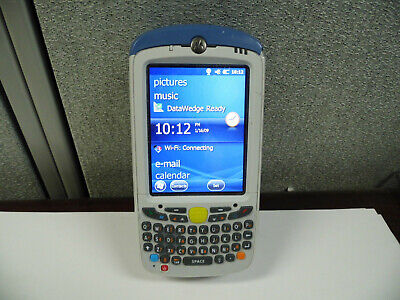 Symbolmotorola Mc55a0 Healthcare Mobile Computer - Tested Working -