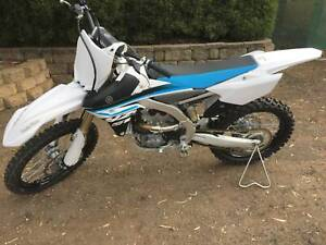 NEW!! 2018 YAMAHA YZ250F (N3) Dalby Dalby Area Preview