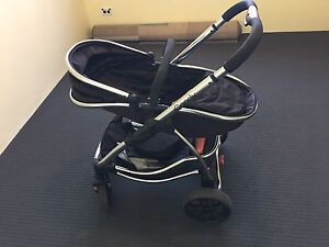 Icandy strawberry pram Tapping Wanneroo Area Preview