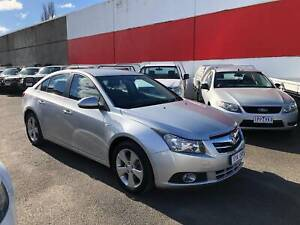 2010 Holden Cruze CDX Automatic Sedan Lilydale Yarra Ranges Preview