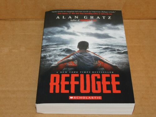 Refugee Book by Alan Gratz NEW Paperback
