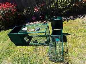 Rabbit / Guinea pig run Harrison Gungahlin Area Preview