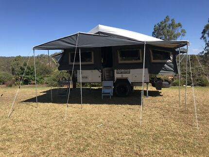 2016 Off-road Camper Trailer North Toowoomba Toowoomba City Preview